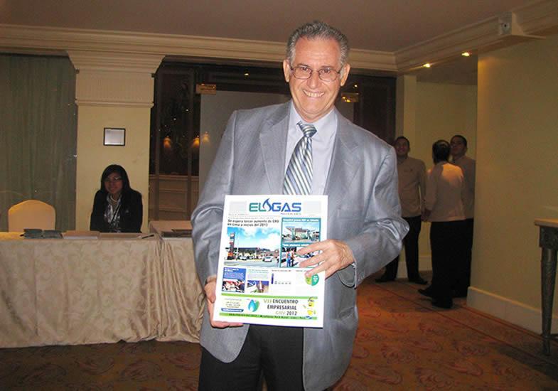 Carlos Herrera Descalzi, ex - Ministro de Energia y Minas
