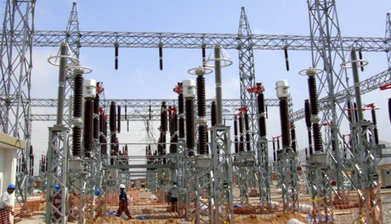 energía eléctrica