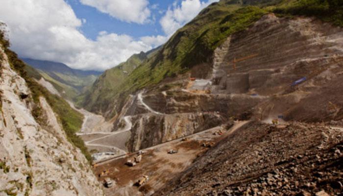 Hidroeléctricas Chagllas