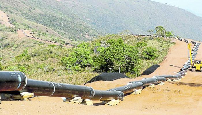 Sistema Integrado de Gas Natural