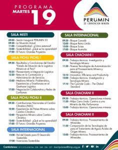 Programación 2 día Perumin 33
