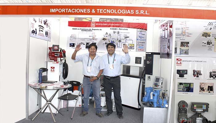 Importaciones & Tecnología
