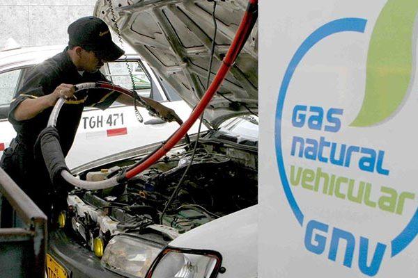 Conversiones a gas natural