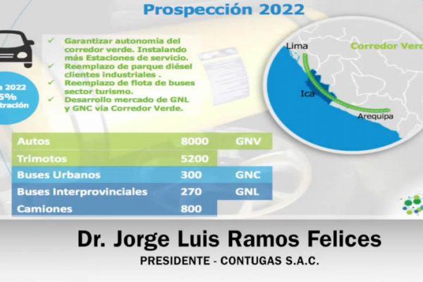 Se puede crear un corredor a GNL para los interprovinciales en el sur del Perú