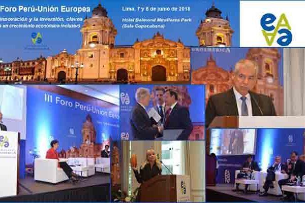 Foro Perú Unión Europea