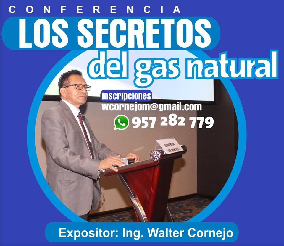 Los Secretos del gas natural