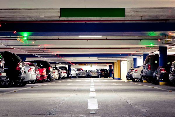 Estacionamiento vehicular