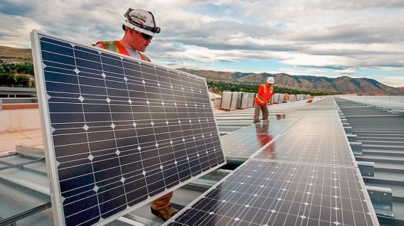 Energía renovable en Perú