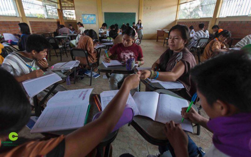 Programa Integral de Educación, Camisea