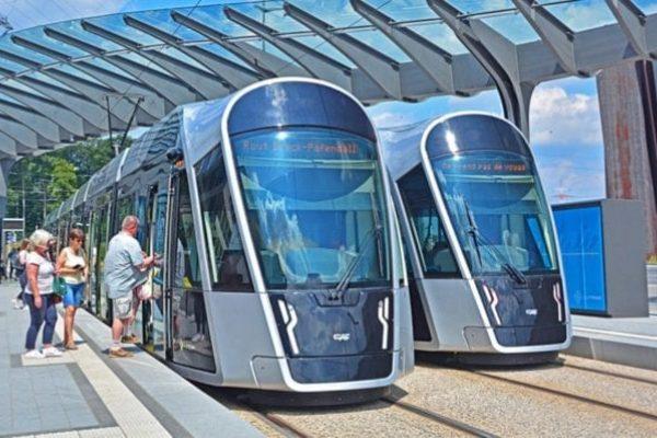 Transporte gratuito en Luxemburgo