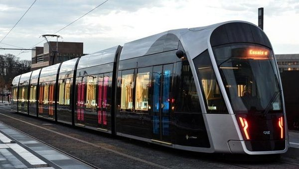 Transporte público gratuito en Luxemburgo