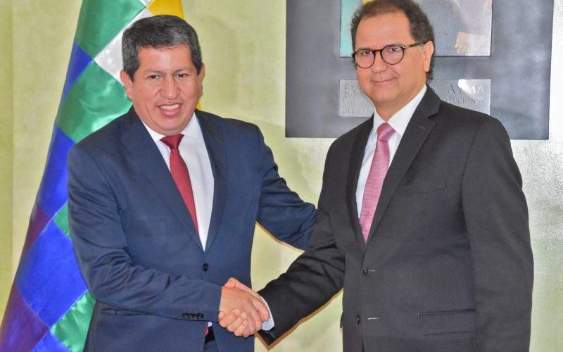 Ministro de Energía y Minas del Perú y ministro de Hidrocarburos de Bolivia