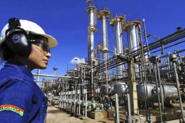 Bolivia venderá gas a Perú
