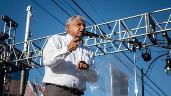 Escacez de combustible en México
