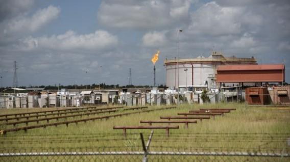 Exportaciones de crudo venezolano caen a punto mínimo en 28 años