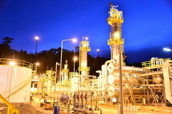 Bolivia vende gas a Brasil