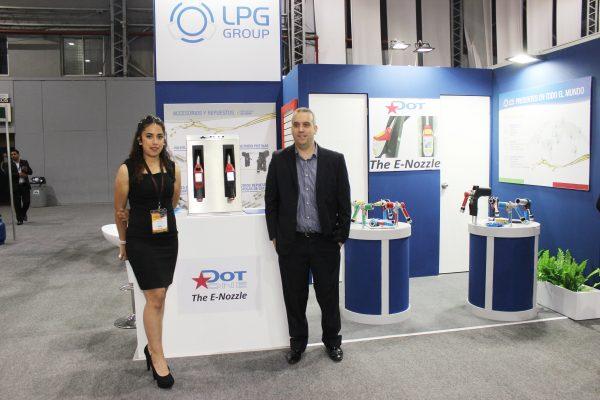 LPG Group, pistolas de GLP