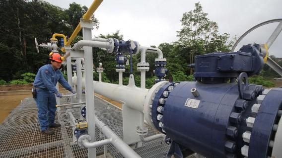 Masificación de gas