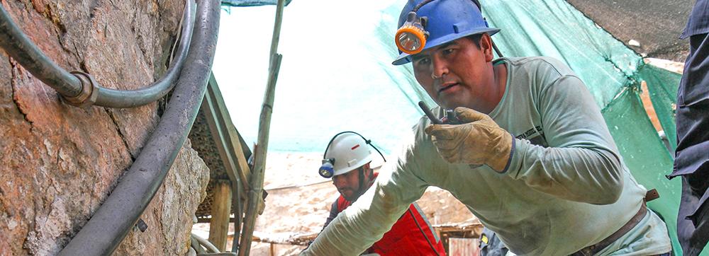 Minería formal
