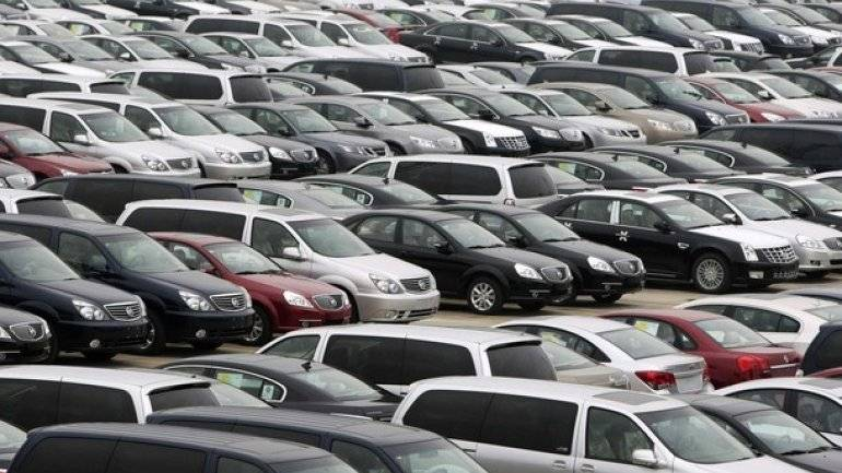 Venta de vehículos cae 29.2% en diciembre del 2018