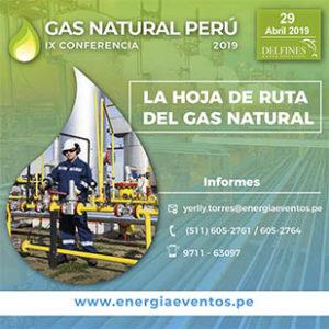 la hoja de ruta del gas natural 2019